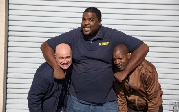 Sean Kelly and the Stars of Storage Hunters