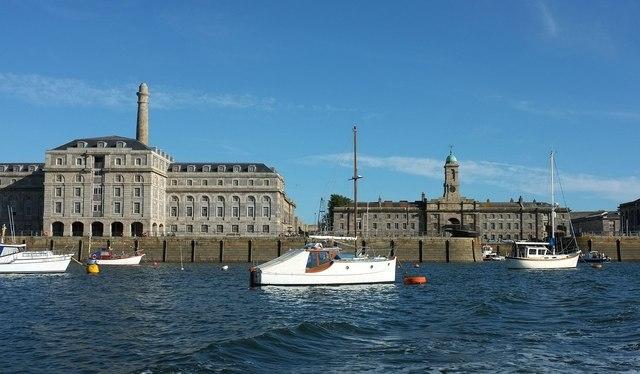 Royal William Yard Harbour