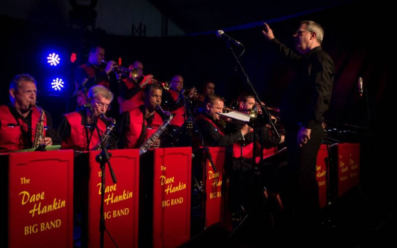 The Dave Hankin Big Band presents 'The Magic of Glenn Miller'