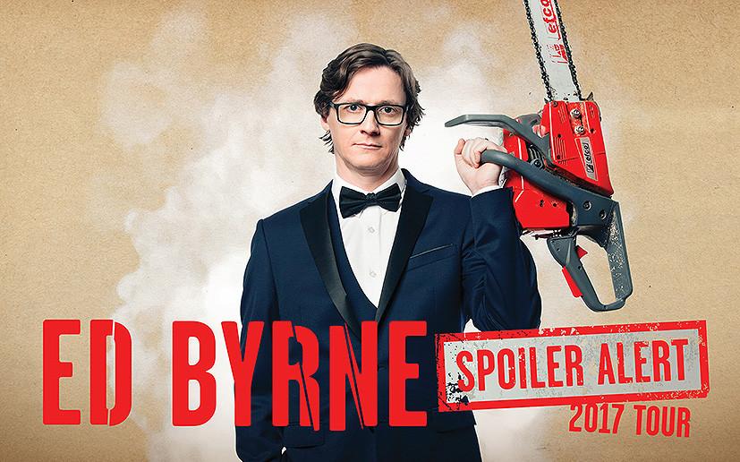 Ed Byrne - Spoiler Alert (Ilfracombe)