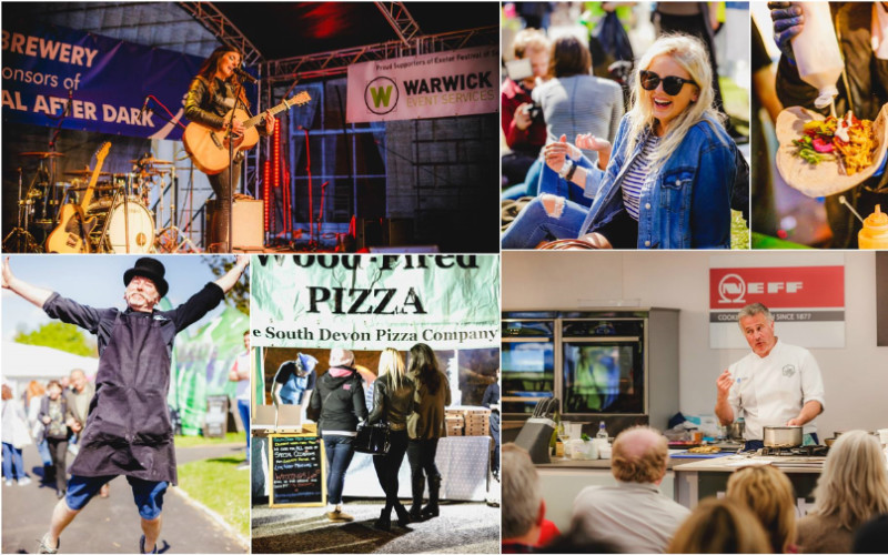 Exeter Festival of South West Food & Drink 2018