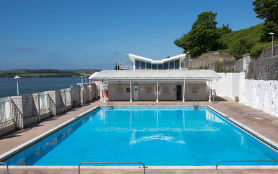 Mount Wise Swimming Pools Visit Devon