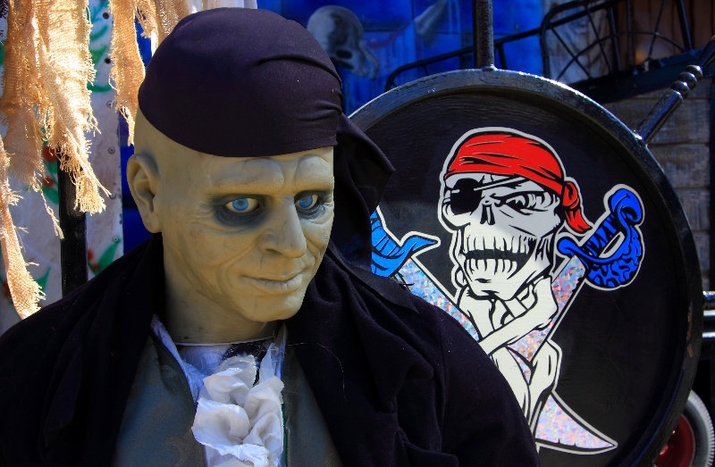 Plymouth Pirate Weekend 2018