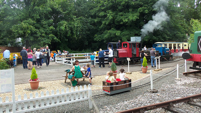 Devon Railway Centre
