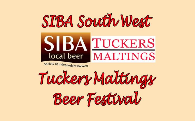 Tuckers Maltings Beer Festival 2018