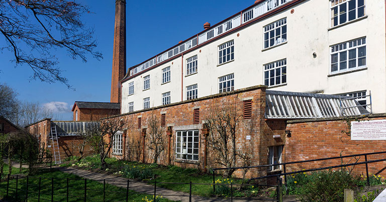 Coldharbour Mill Museum