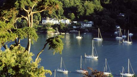 Dart Estuary to Brixham