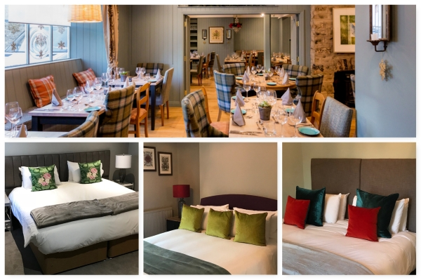 Small Bampton Hotel Makes Guardian's Top New Hotels of 2018 List