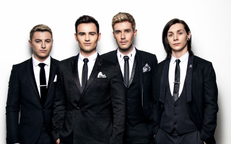 Collabro Tour 2019 - Barnstaple