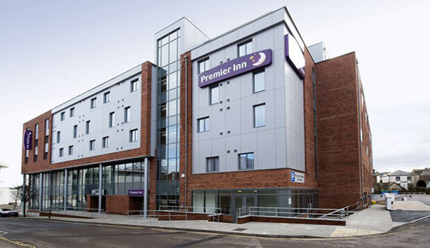 Premier Inn Exeter City Centre