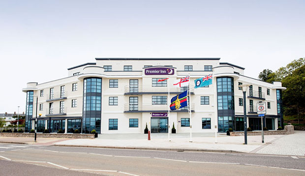 Premier Inn Exmouth Seafront