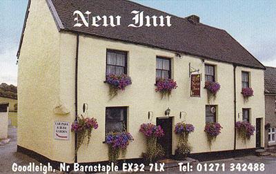 New Inn at Goodleigh