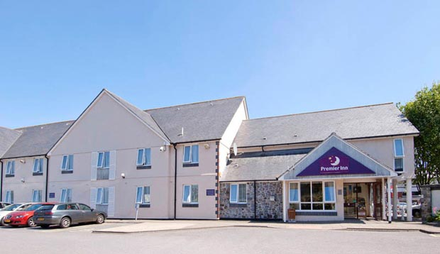 Premier Inn Plymouth City Centre (Lockyers Quay)
