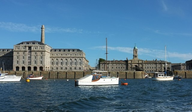 Royal William Yard Harbour