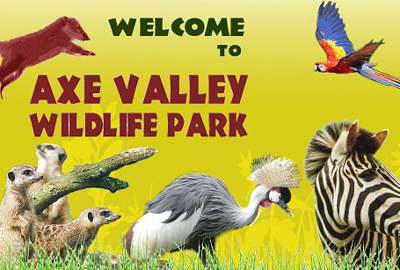 Axe Valley Wildlife Park