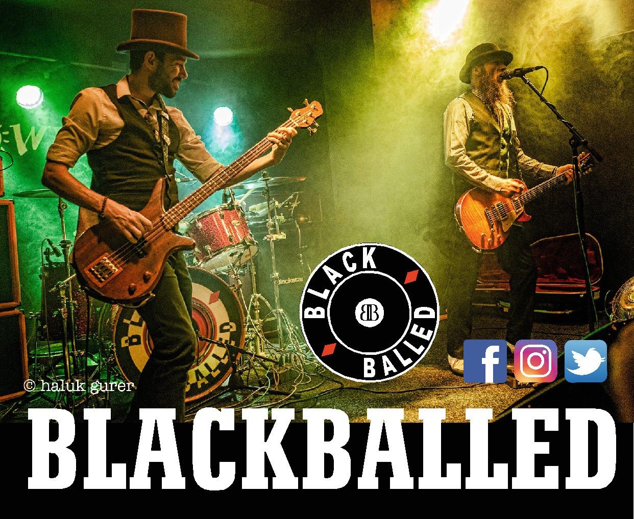 Blackballed at The Palladium Club
