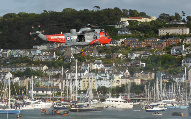 Port of Dartmouth Royal Regatta