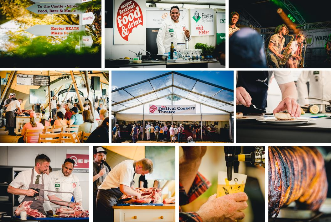 Exeter Festival of South West Food and Drink 2020