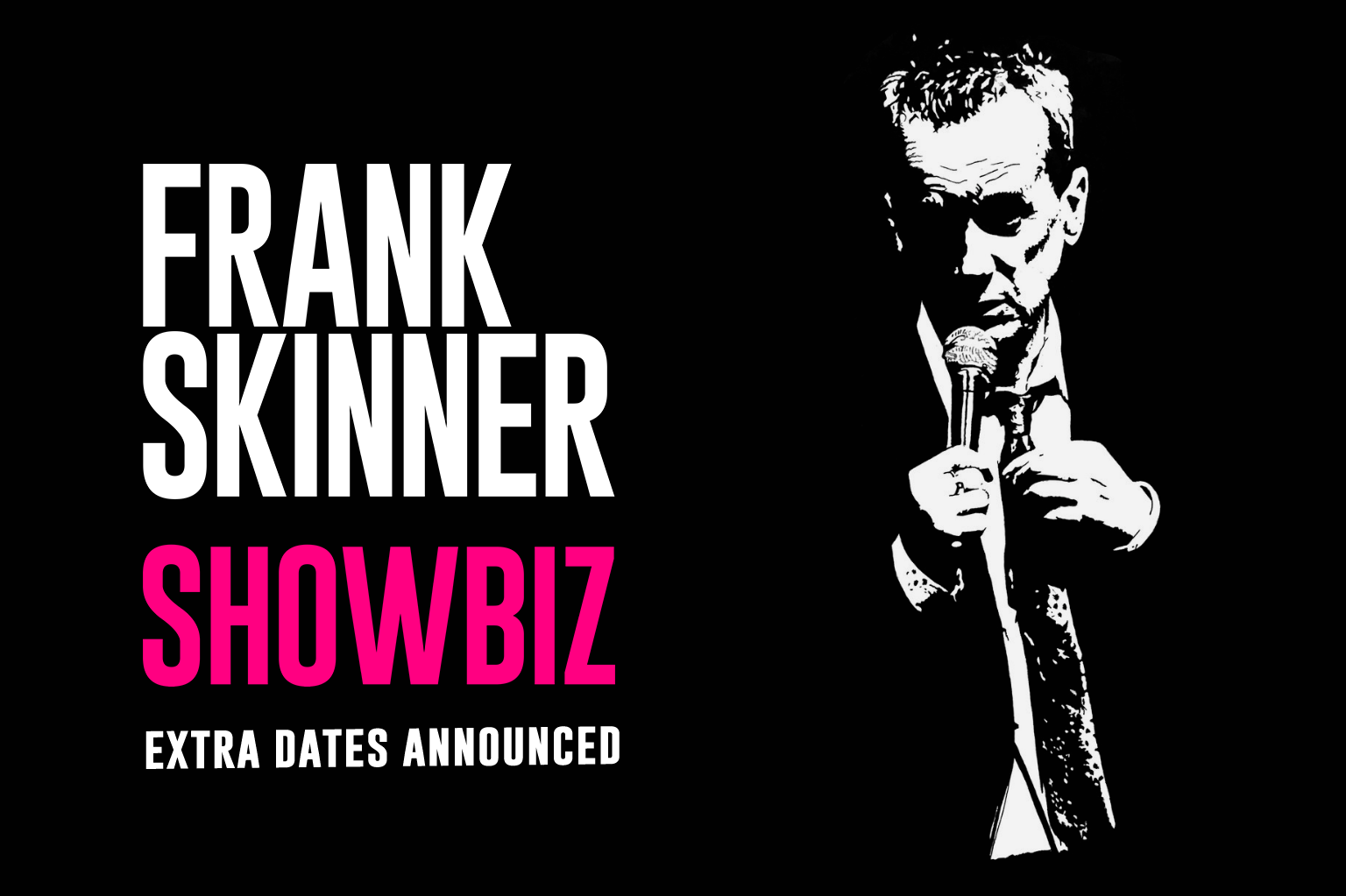 Frank Skinner Live Tour 2021
