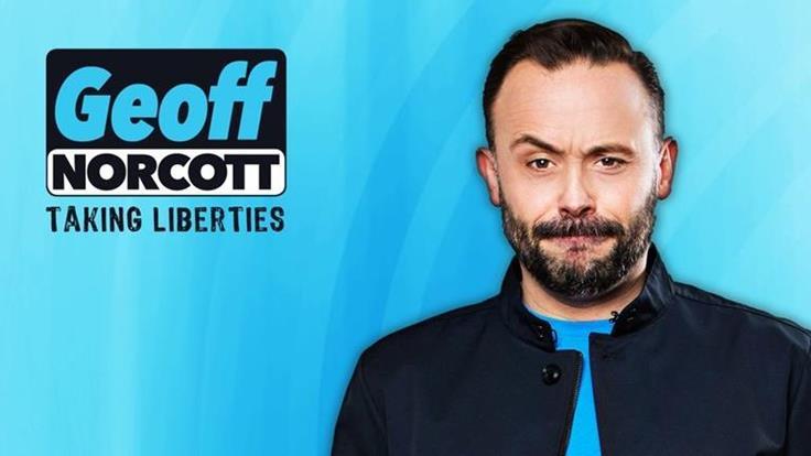 Geoff Norcott - Taking Liberties