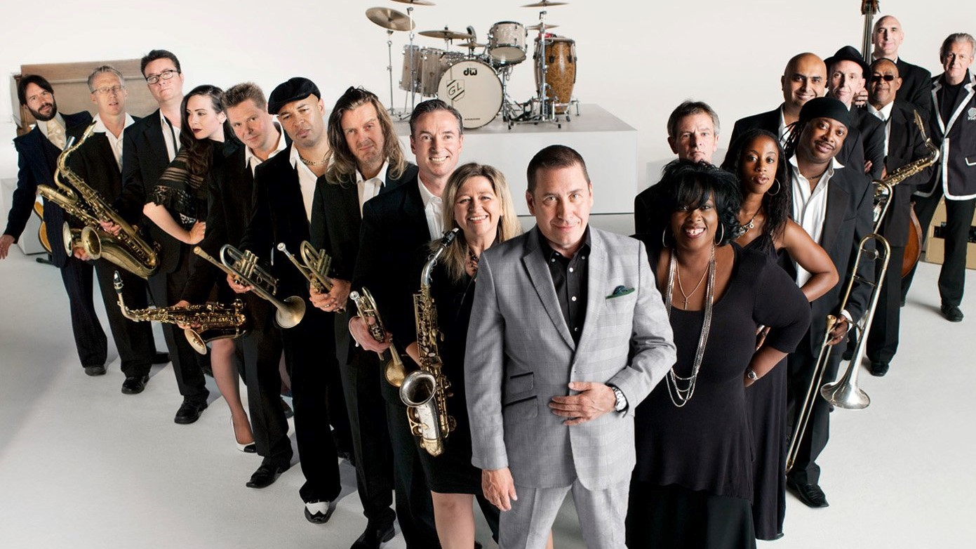 Jools Holland and His Rhythm and Blues Orchestra (Plymouth)