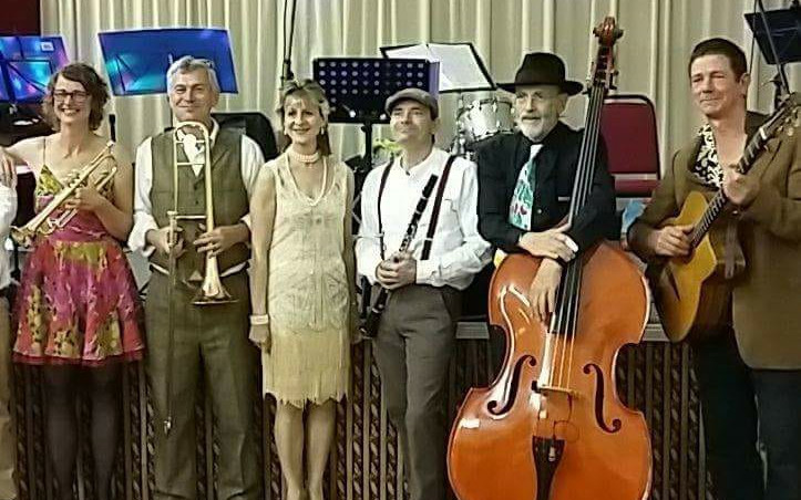An Evening Of Jazz in aid of Friends Of South Dartmoor Association