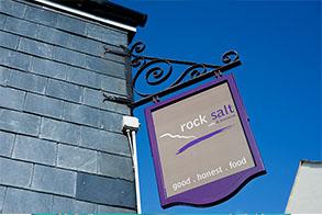 Rock Salt Cafe Brasserie