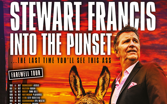 Stewart Francis - Into the Punset