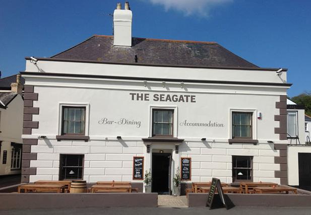 The Seagate Hotel