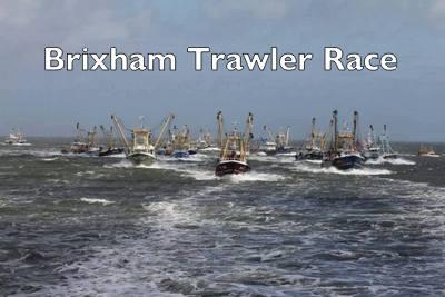 Brixham Trawler Race 2018